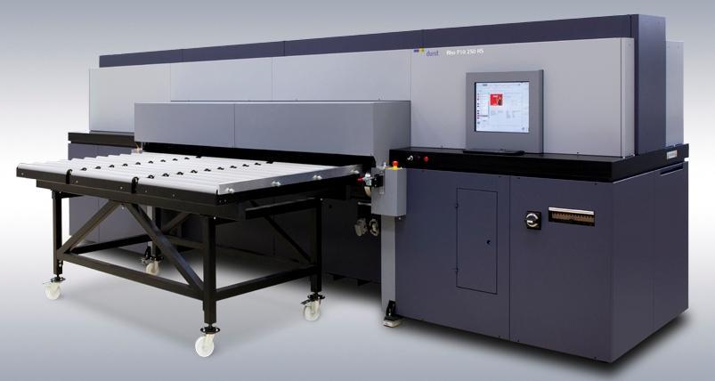 digitální velkpplošná tiskárna Durst P10 250